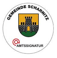 Amtssignatursmarke von Scharnitz